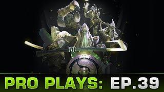 Dota 2 Top 5 Pro Plays Weekly - Ep. 39