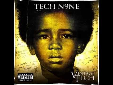 Tech N9ne - Trapped In A Psycho