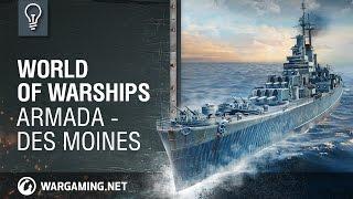 Armada - USS Des Moines