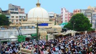 Ziarat e Dargah Sultan e Hind Hazrat Khwaja Garib Nawaz RA Ajmer Sharif