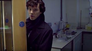 Sherlock and John's First Meeting - A Study In Pink - Sherlock - BBC