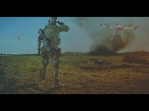 TIKAD - The Future Soldier - Duke Robotics Inc.