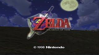 Legend of Zelda: Ocarina of Time, Zora's Domain, Part 4, Reet Gameing