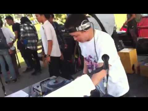 Jambi warno run with dj varly gpmc (color run) part2