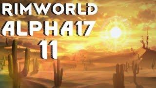 Прохождение RimWorld: ИЗГНАННИК #11 - БЕЗ НОГ ВЕДЬ ЛУЧШЕ!