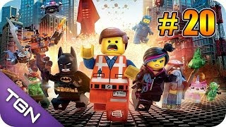 LEGO Movie The Videogame - Gameplay Español - Capitulo 20 - HD 720p