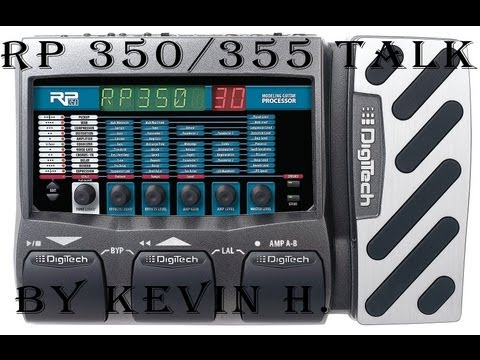 Digitech Rp350/Rp355 Review