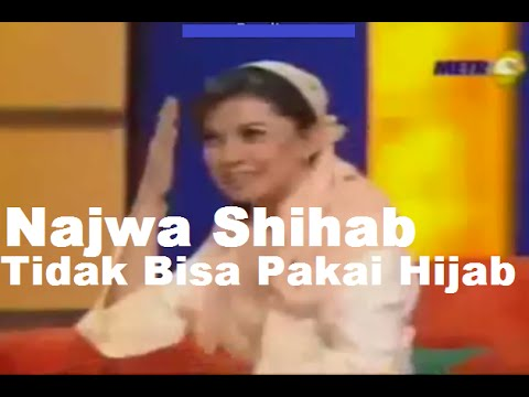 Najwa Shihab Putri Quraish Shihab Tidak Bisa Pakai Hijab video