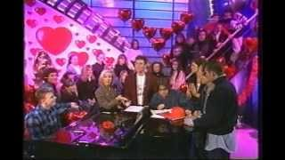"Take That on Going Live -  Singing ""Happy Birthday Robbie""  - February 1993"