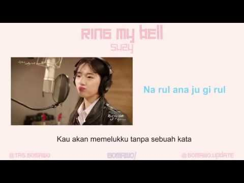 Easy Lyric SUZY - RING MY BELL (OST. Uncontrollably Fond) By GOMAWO [Indo Sub]