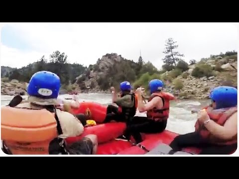 Dangers of River Rafting | Hold On!