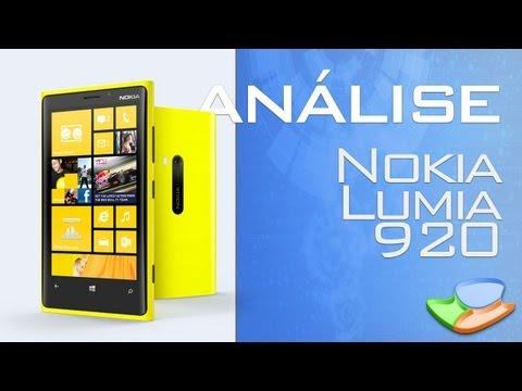 Nokia Lumia 920 [Análise de Produto] - Tecmundo