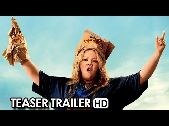 Tammy Teaser Trailer Ufficiale Italiano (2015) - Melissa McCarthy, Susan Sarandon Movie HD
