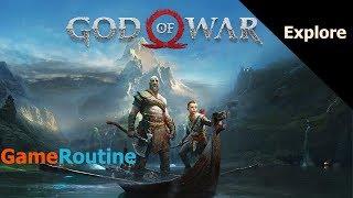 God of War Explore The World Part 21