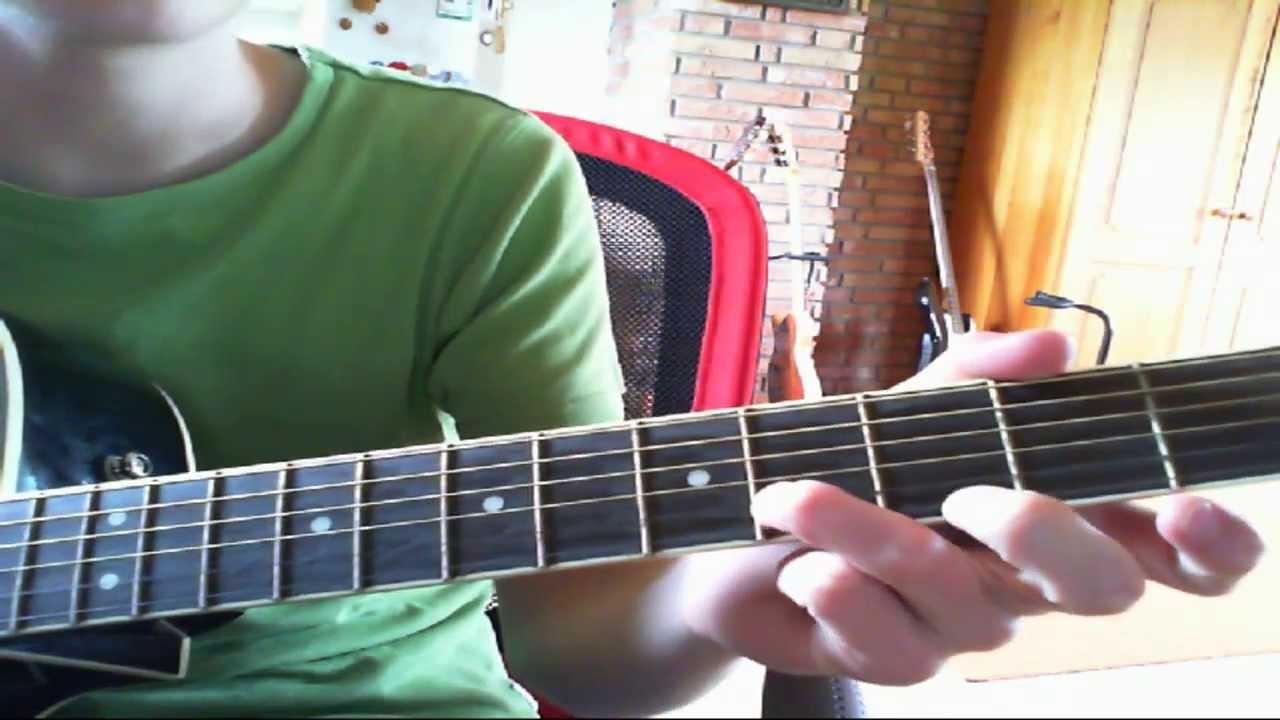 wie spiele ich gitarre