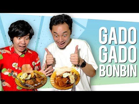 MELELEH DI MULUT! GADO-GADO BON-BIN RASA PALING MENGGODA! | FOOD UNDERCOVER #9