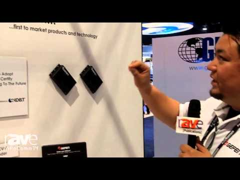 InfoComm 2014: Gefen Talks About HDBaseT 2.0