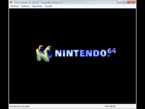 Descargar Project 64 1.6 FULL ESPAÑOL (Para jugar Nintendo 64! en tu Pc!!!)