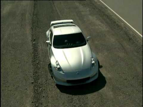 Officially video New Nissan Nismo 370Z 2009