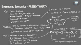 Download Lagu Present Worth - Fundamentals of Engineering Economics Gratis STAFABAND