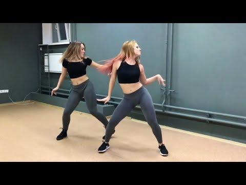 """PINE & GINGER""- DANCEHALL CHOREO by Polina Dubkova"