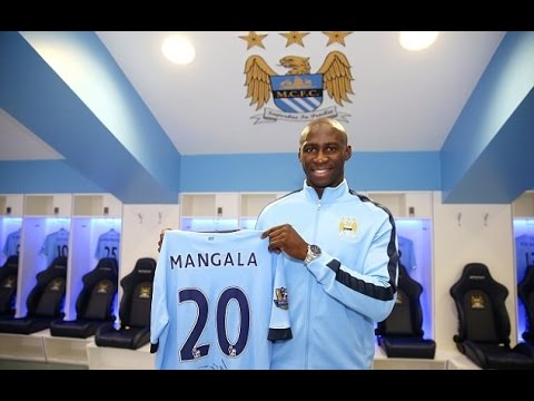 Eliaquim Mangala - Defense Monster - Welcome to Manchester City | HD
