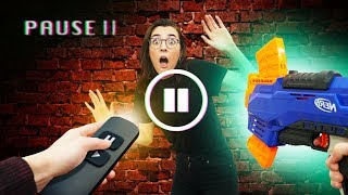The NERF Pause Challenge!