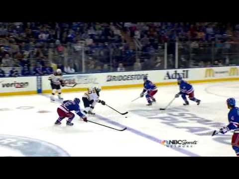 Double-high sticks in Rangers, Bruins Game 3 (PUCK DADDY)