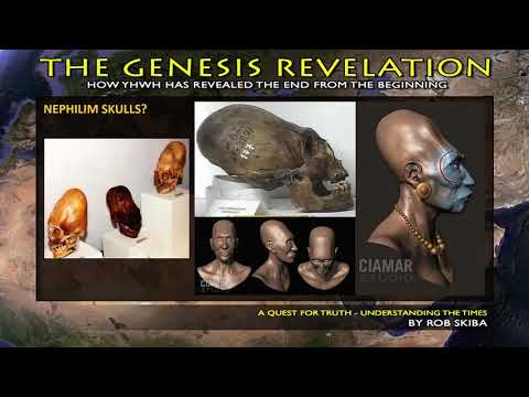 Are the Conehead Skulls of Peru (and elsewhere) evidence of the Nephilim?