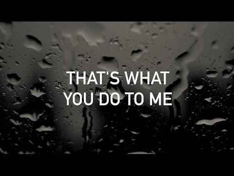 John Legend - What You Do to Me (with lyrics)