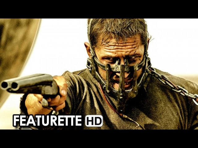 Mad Max: Fury Road  Featurette 'Max' (2015) - Tom Hardy HD