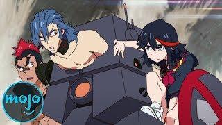 Top 10 Weirdest Mechs In Anime