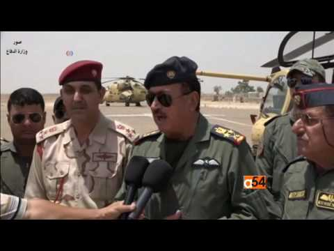 Airstrikes Kill ISIS Militants in Iraq
