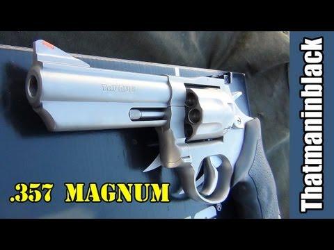 .357 Magnum revolver Taurus