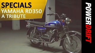 PowerDrift Specials: Yamaha RD350: A Tribute to the legend