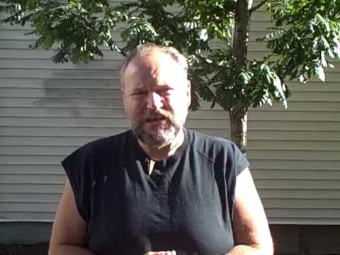 0 Raw Food Weight Loss 178 pounds! Dave the Raw Food Trucker VIDEO #5