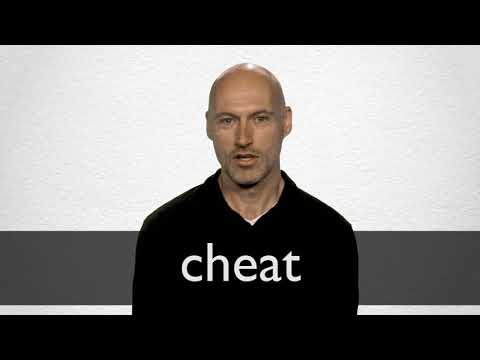 How to pronounce CHEAT in British English