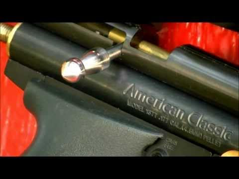 Crosman 1377 Mods Completed.wmv