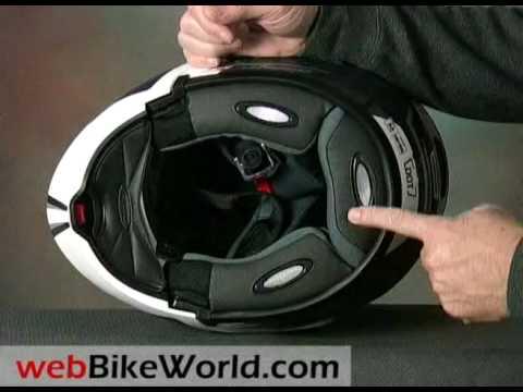 Zeus ZS-3000 Helmet