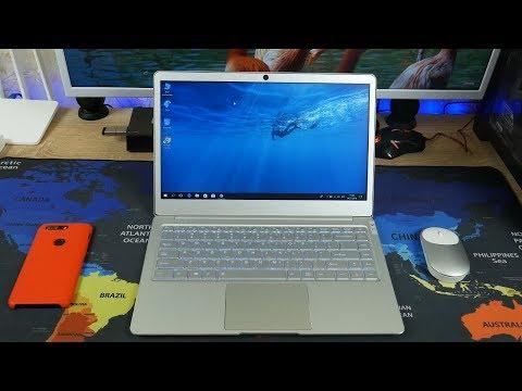 Jumper EZbook X4 - обзор спустя три недели использования.