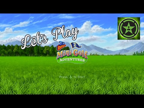 Let's Play - 3D Ultra MiniGolf Adventures 2 Part 1