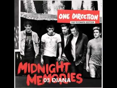 One Direction - Midnight Memories ||Full Album|| (2013)