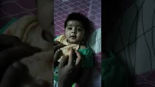 Ekam baby laughing