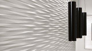 3D/WALL DESIGN | Three-dimensional ceramic walls