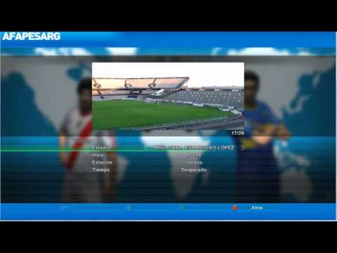 AFA-PES-ARG 2011 - Previews