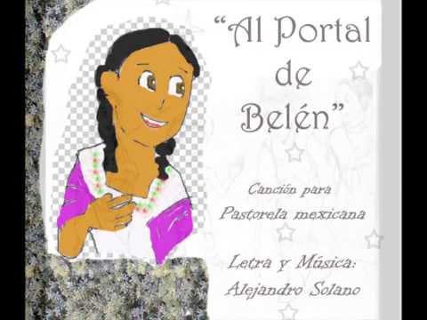 AL PORTAL DE BELEN (A Stable in Bethlehem)/Navidad/ A. Solano
