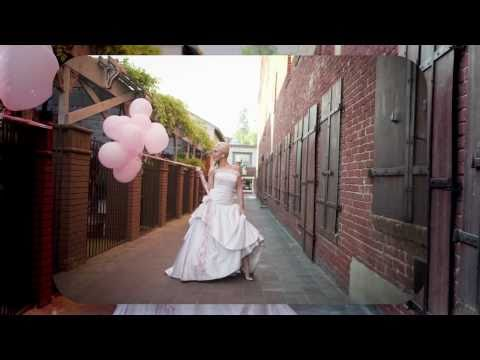Super Fun HD Bridal Photo Shoot in California