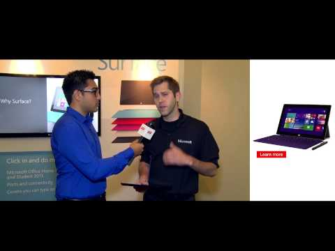 Microsoft Surface Pro 2 Tablet Tech Review (Staples Canada)