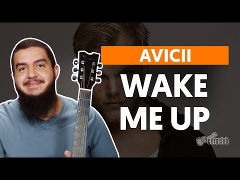 Wake Me Up - Avicii (aula De Violão Completa) video