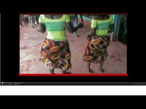 Bana Tembe Culture Béembé Mouyondzi Congo-brazzaville. Le Mapouka Modéré video